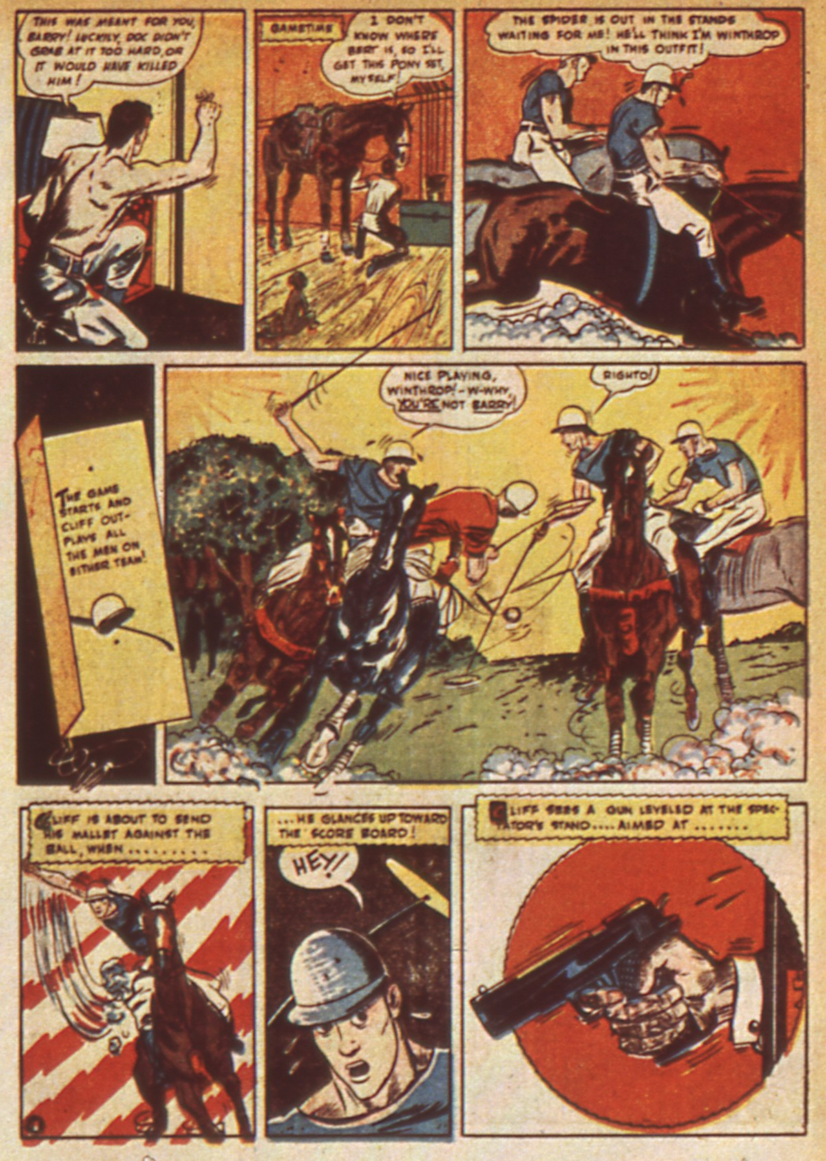 Read online Detective Comics (1937) comic -  Issue #45 - 55