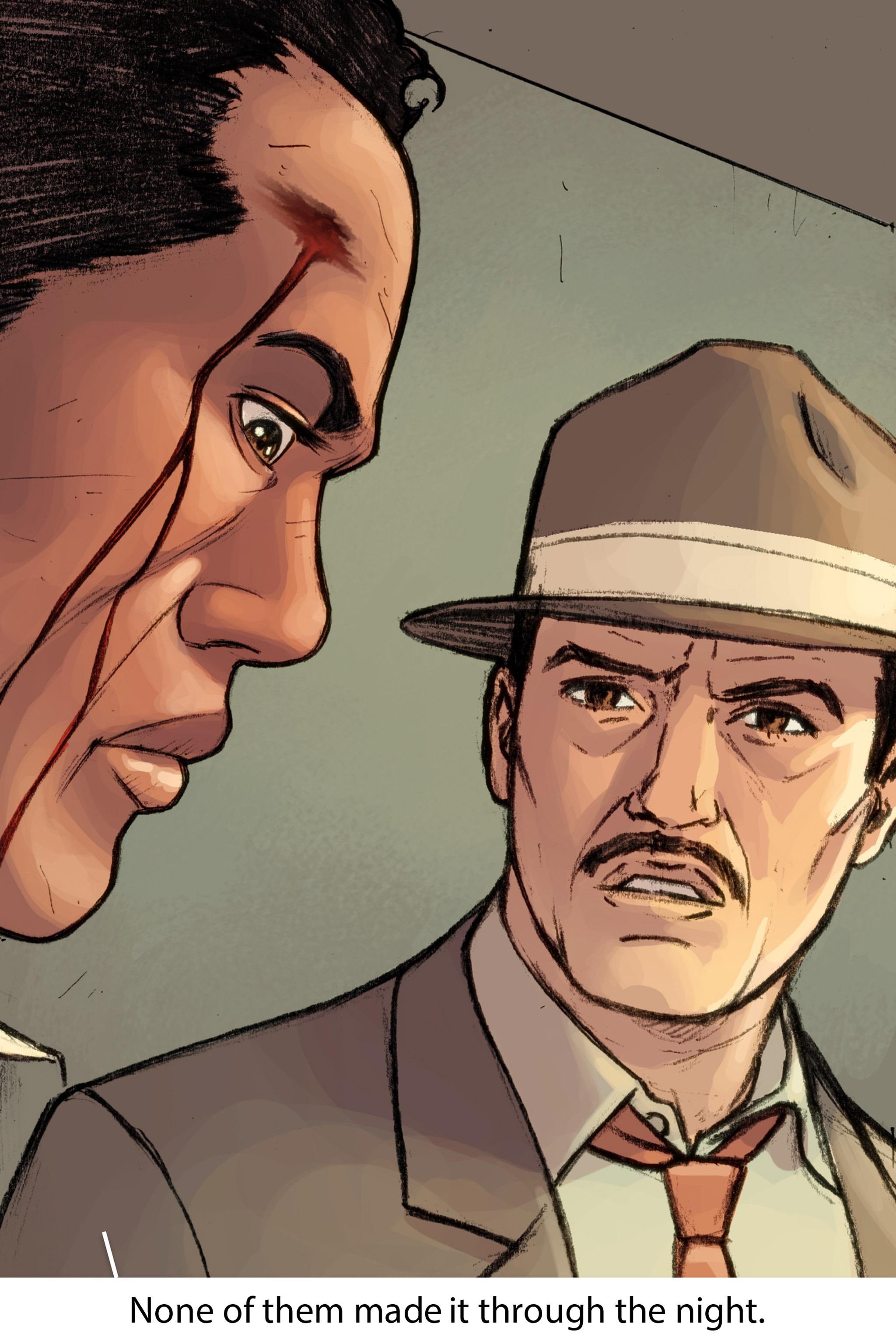 Read online Soul comic -  Issue #2 - 43