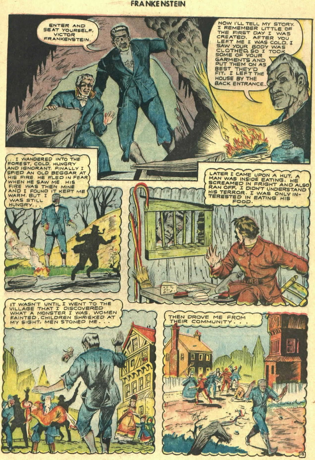 Classics Illustrated issue 26 - Page 21
