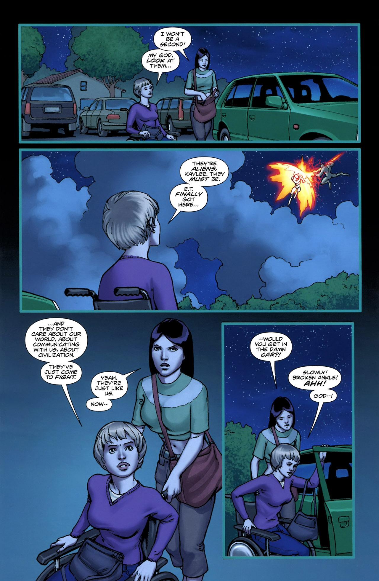 Read online Soldier Zero comic -  Issue #4 - 8