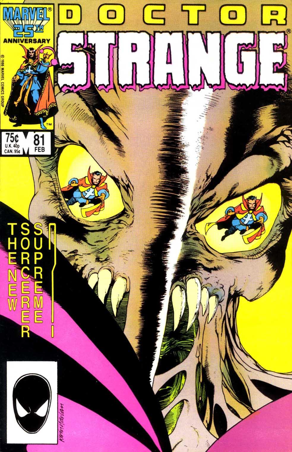 Doctor Strange (1974) 81 Page 1