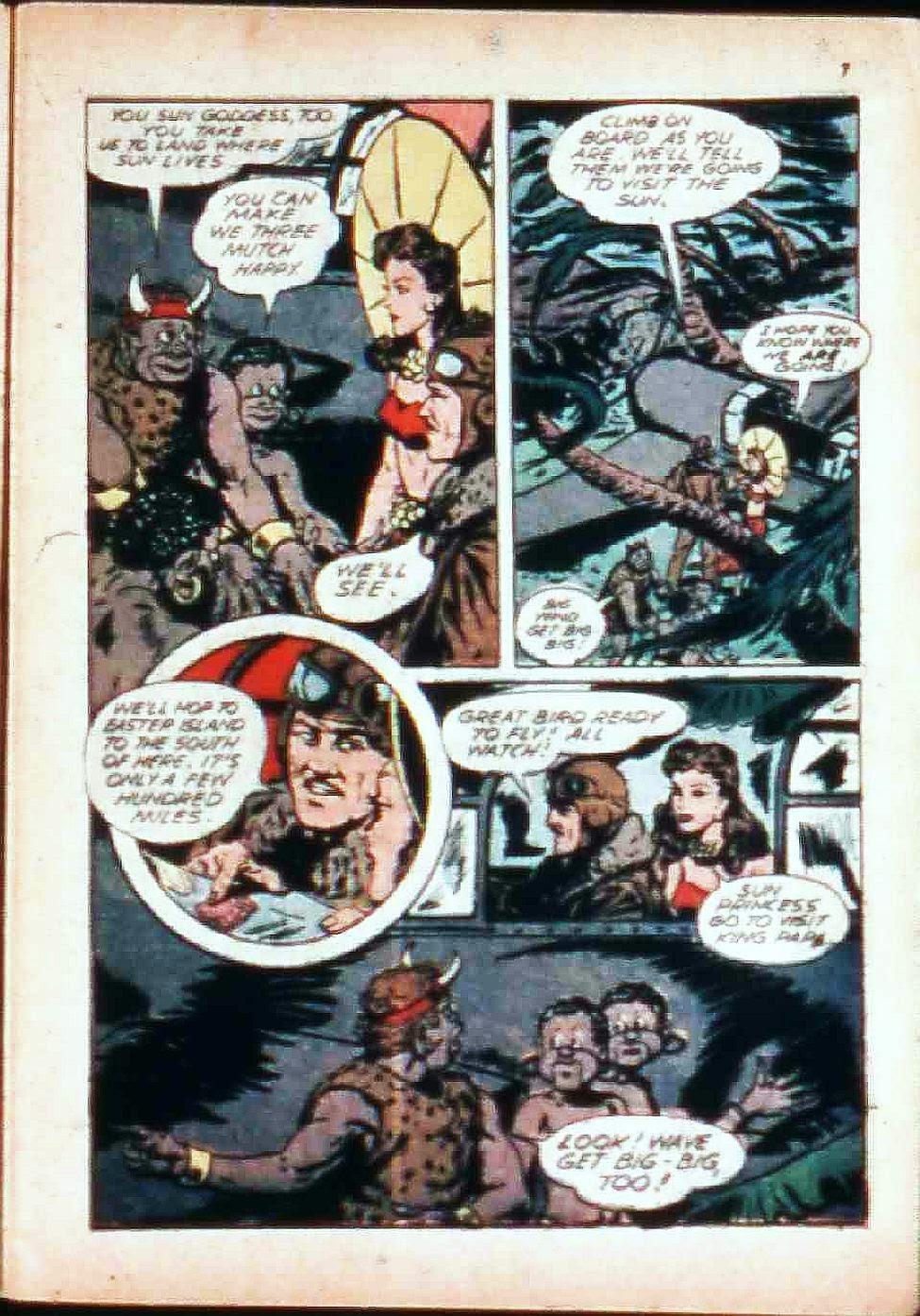 Read online Super-Magician Comics comic -  Issue #17 - 7