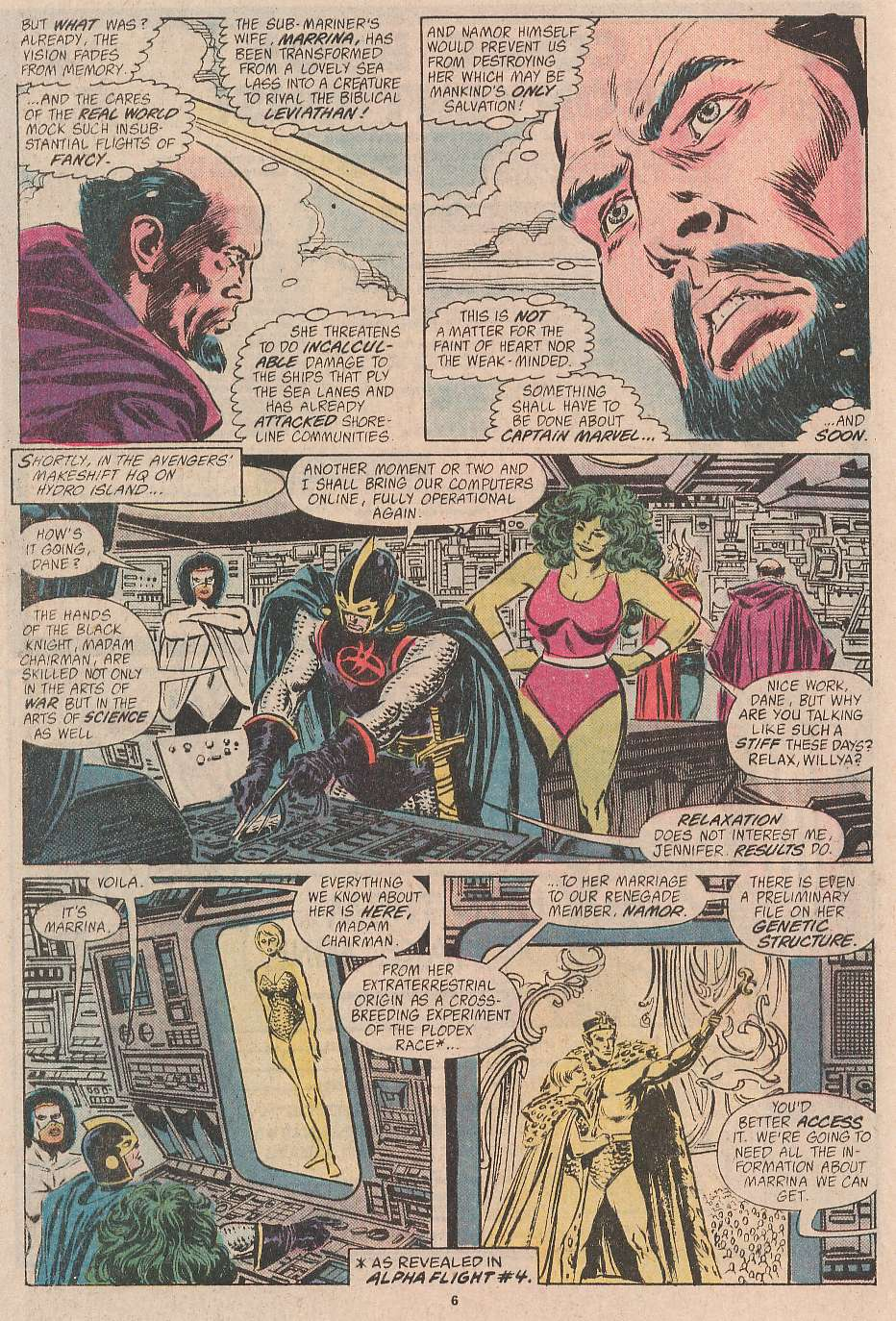 The Avengers (1963) 292 Page 5