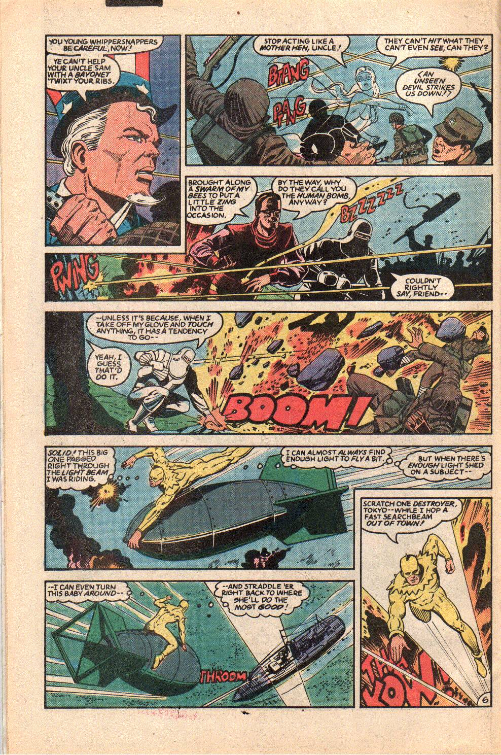Read online All-Star Squadron comic -  Issue #33 - 10