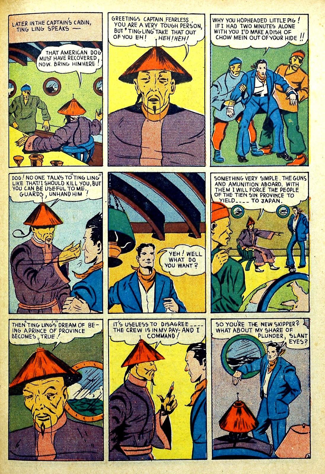 Read online Silver Streak Comics comic -  Issue #22 - 43
