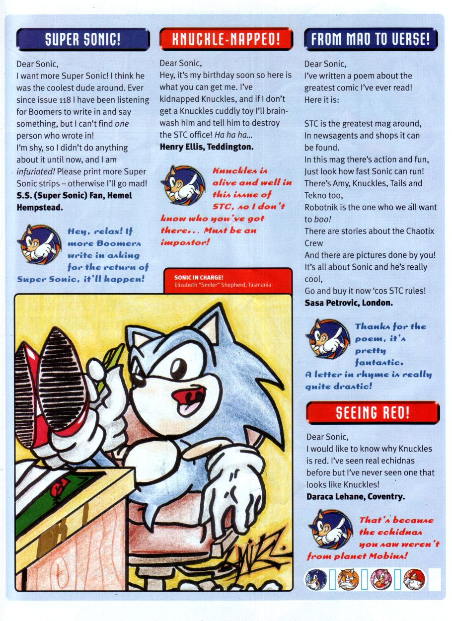 Read online Sonic the Comic comic -  Issue #173 - 10
