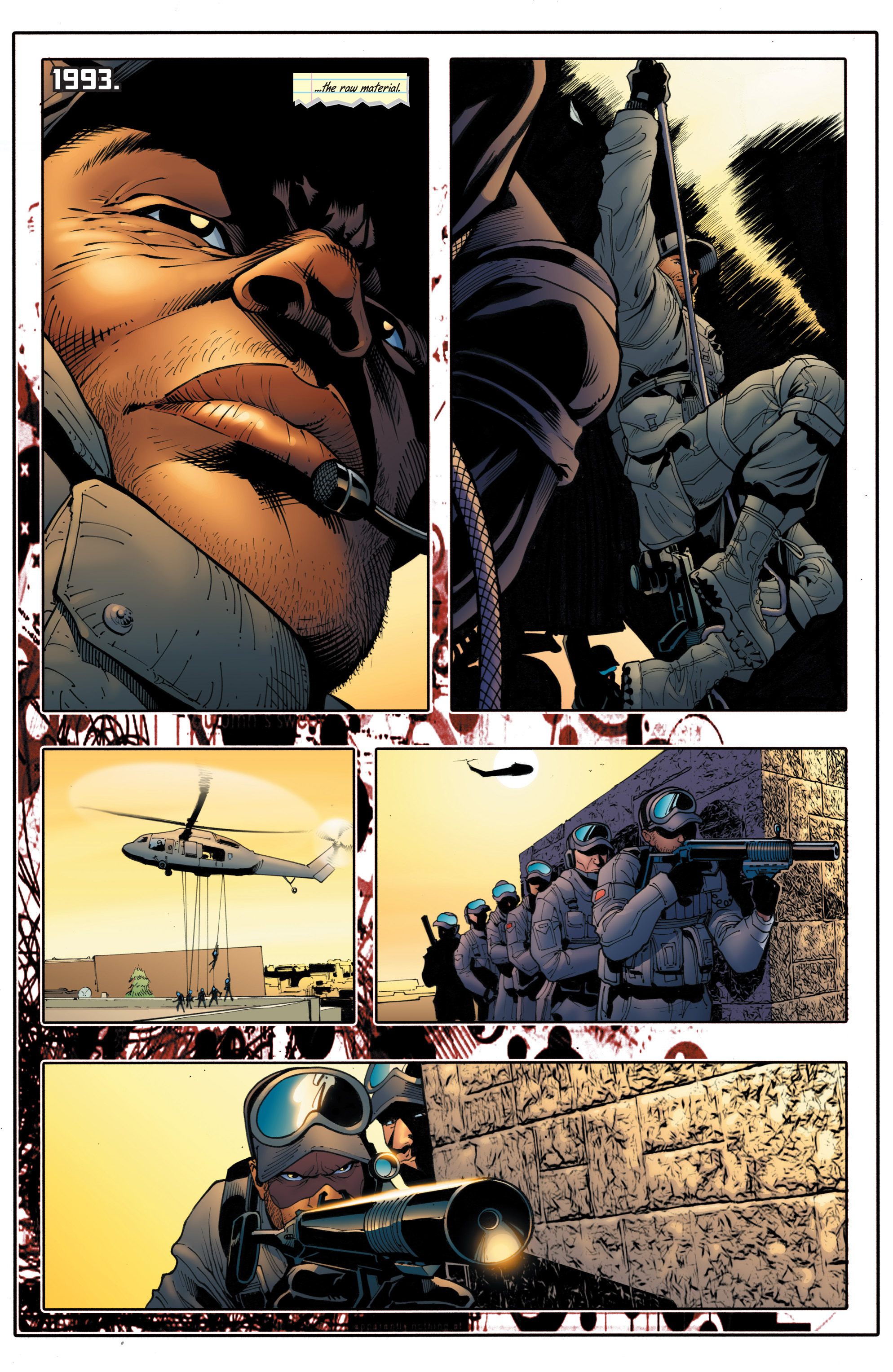 Read online Bloodshot and H.A.R.D.Corps comic -  Issue # TPB 4 - 107