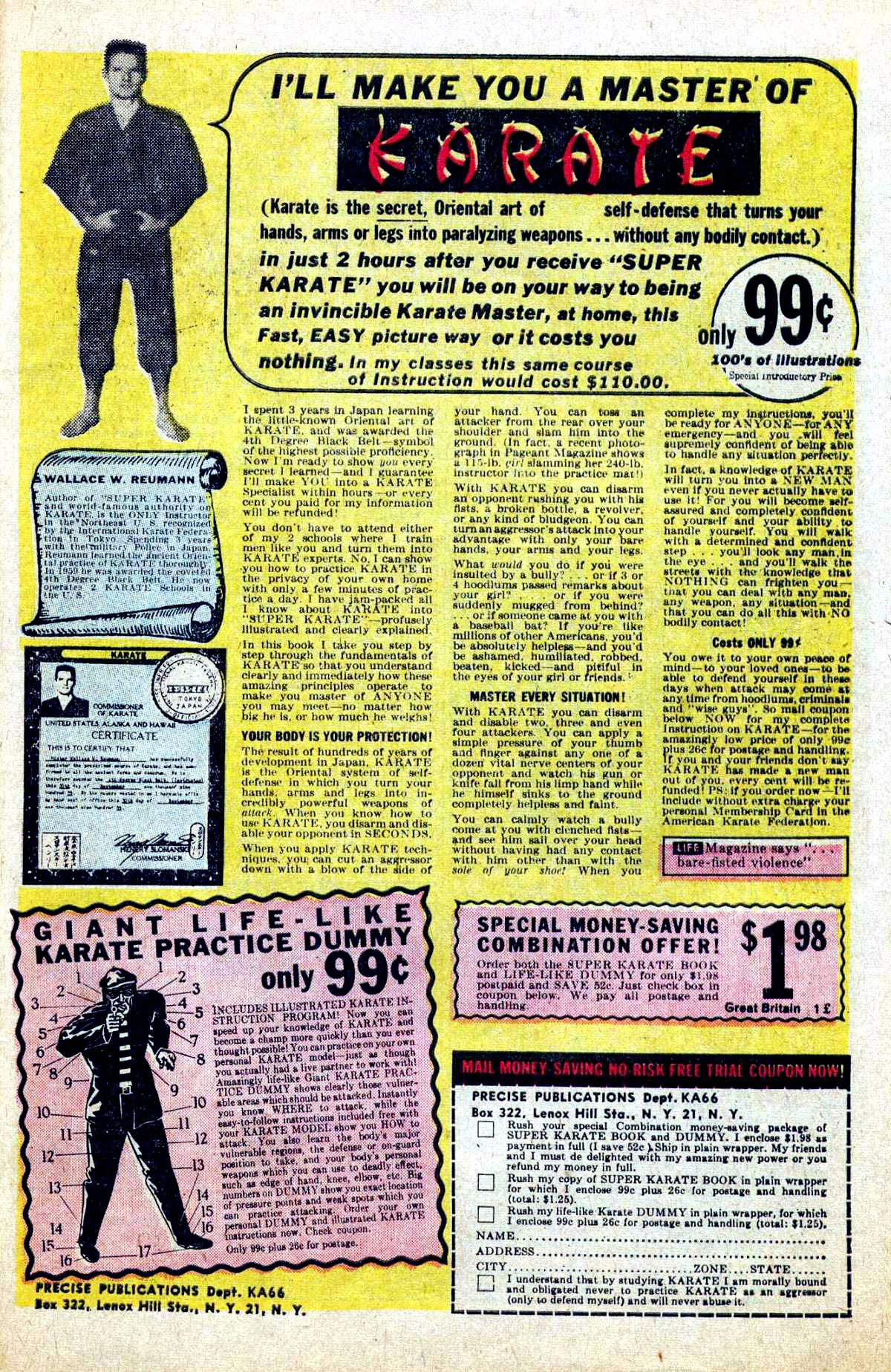 Read online Sgt. Fury comic -  Issue #54 - 31