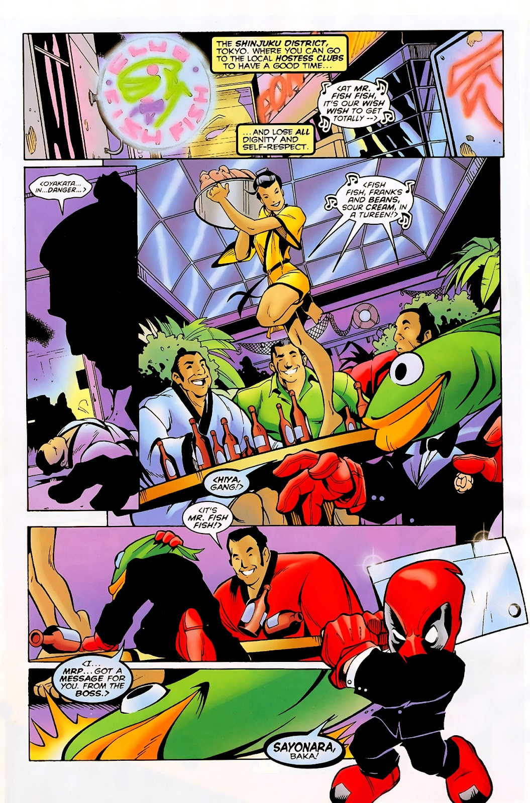Read online Deadpool (2008) comic -  Issue #900 - 82
