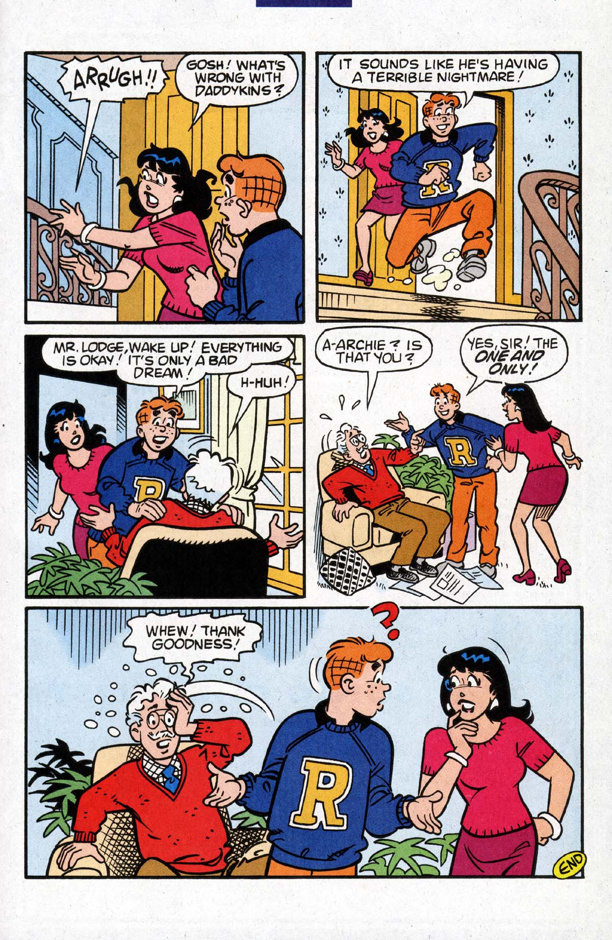 Read online Archie (1960) comic -  Issue #528 - 27