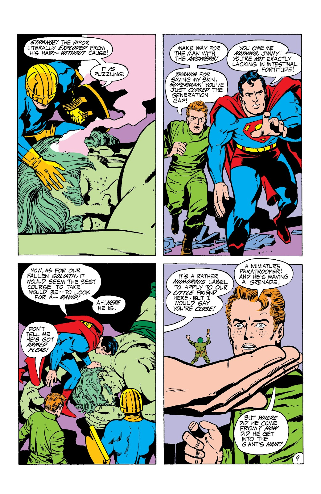 Read online Superman's Pal, Jimmy Olsen by Jack Kirby comic -  Issue # TPB (Part 1) - 85