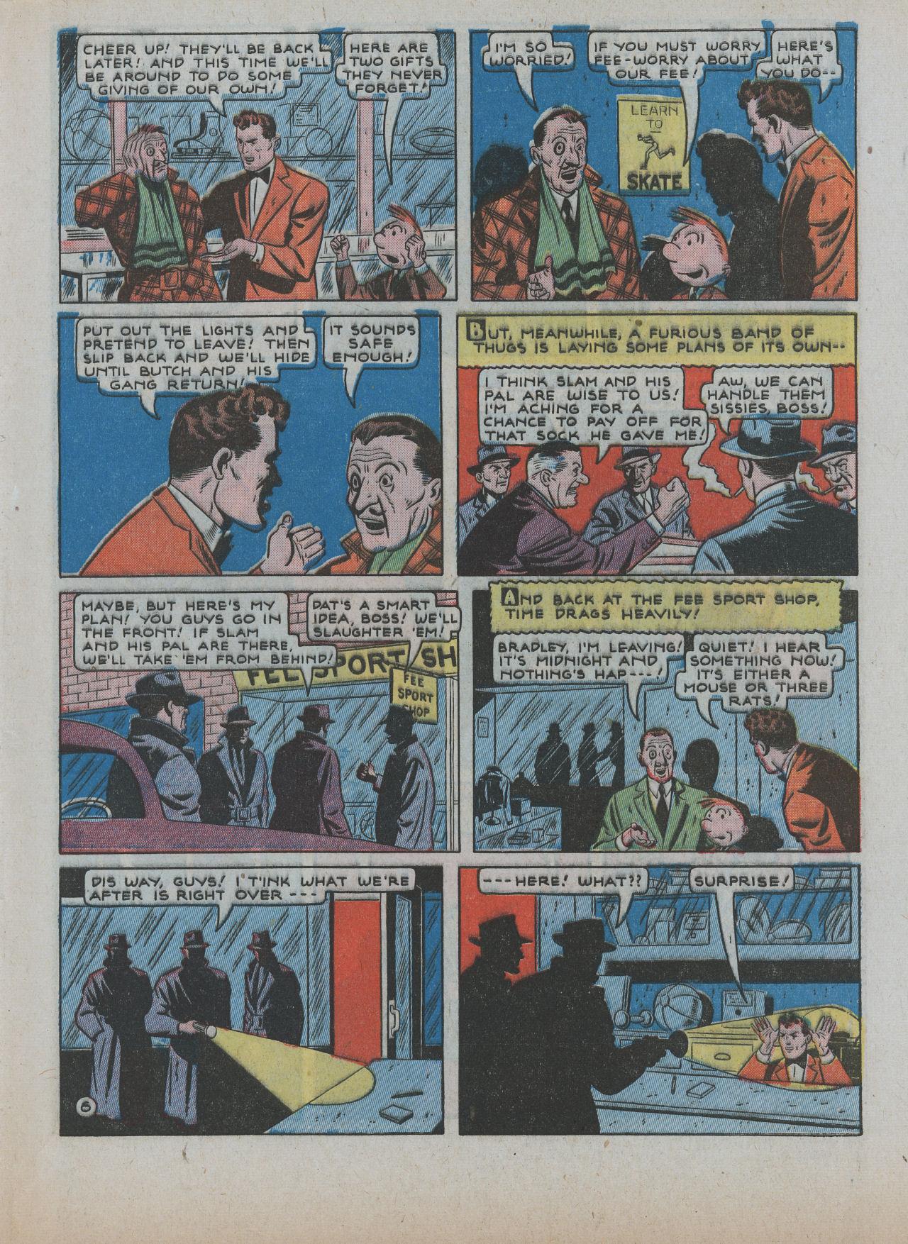 Read online Detective Comics (1937) comic -  Issue #63 - 63