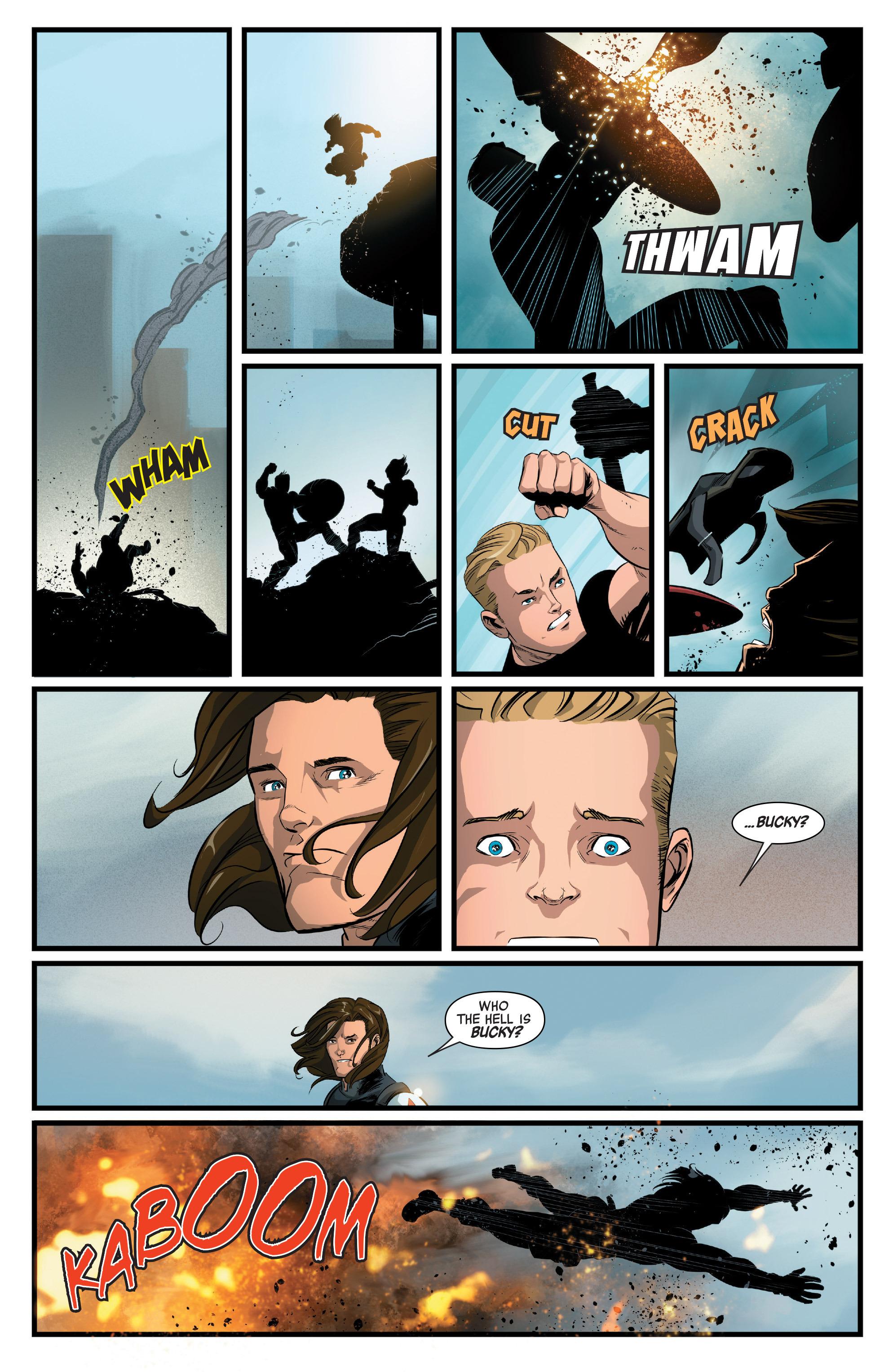 Read online Captain America: Civil War Prelude comic -  Issue #4 - 9