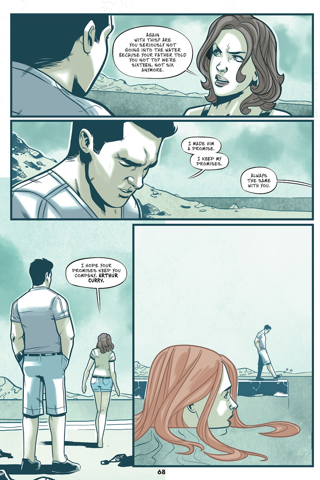 Read online Mera: Tidebreaker comic -  Issue # TPB (Part 1) - 68