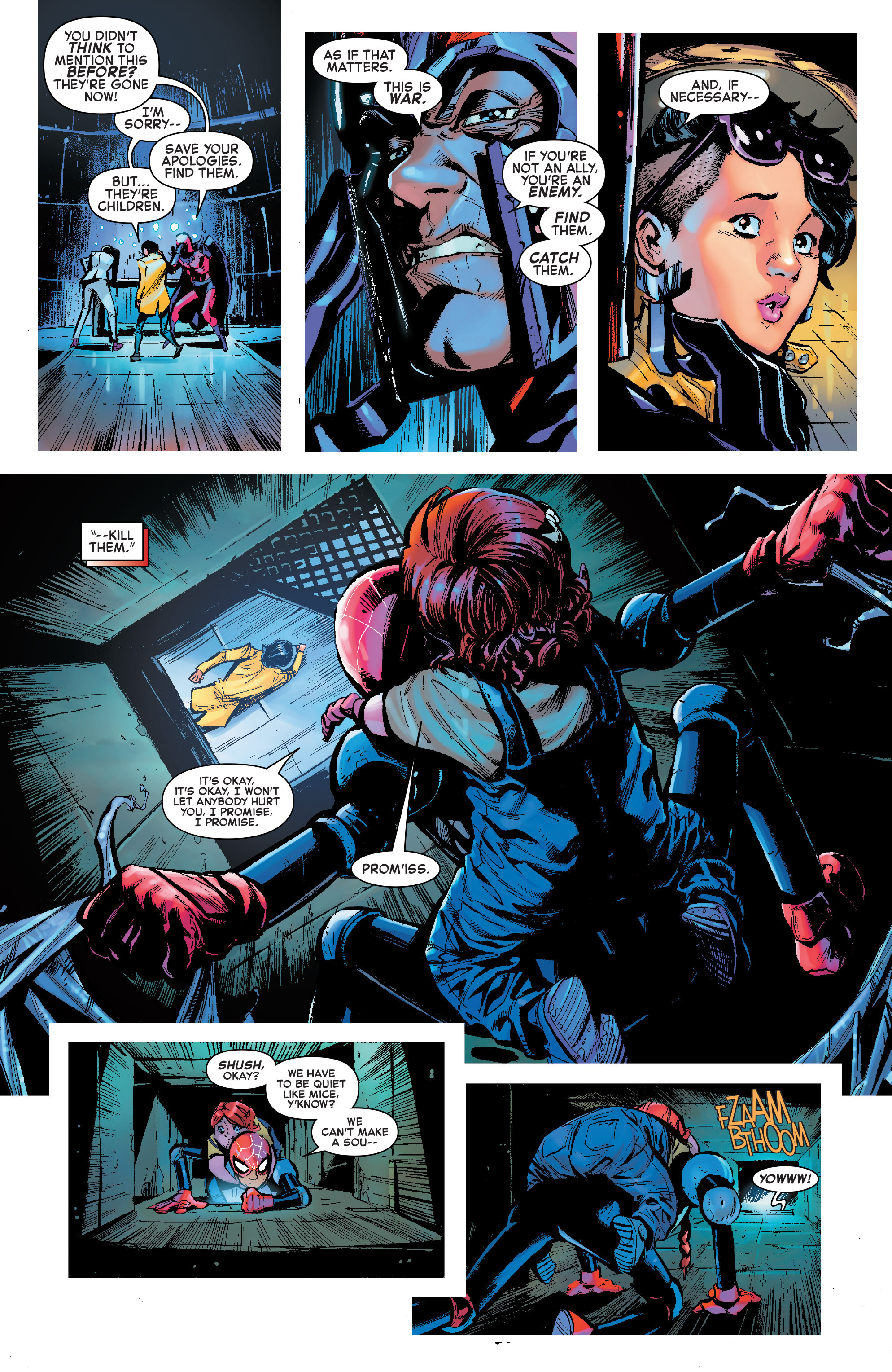 Read online Amazing Spider-Man: Renew Your Vows (2017) comic -  Issue #7 - 14