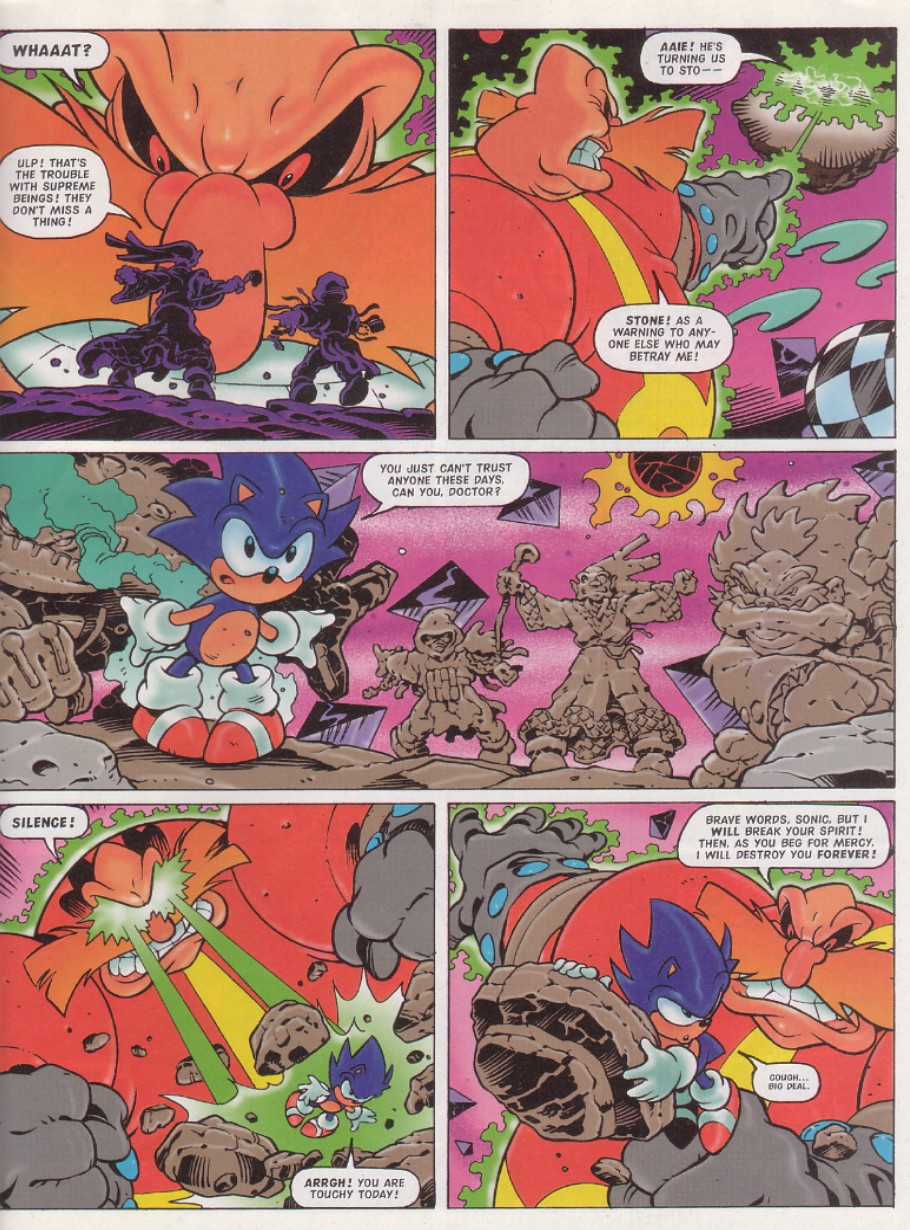 Read online Sonic the Comic comic -  Issue #130 - 13