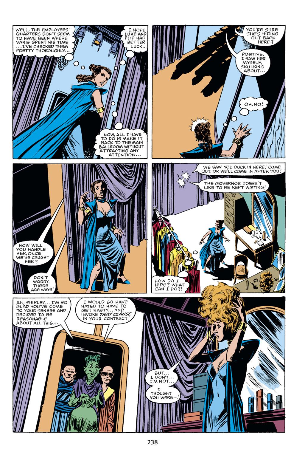 Read online Star Wars Omnibus comic -  Issue # Vol. 18 - 224