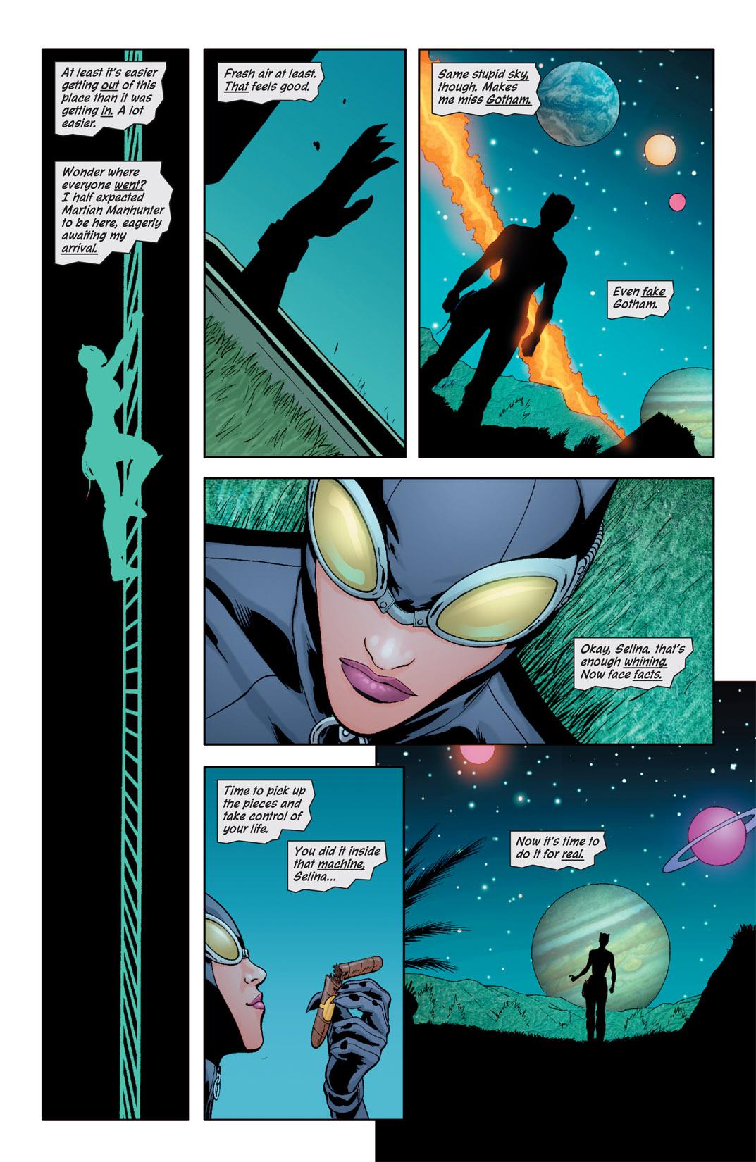 Catwoman (2002) #77 #77 - English 22