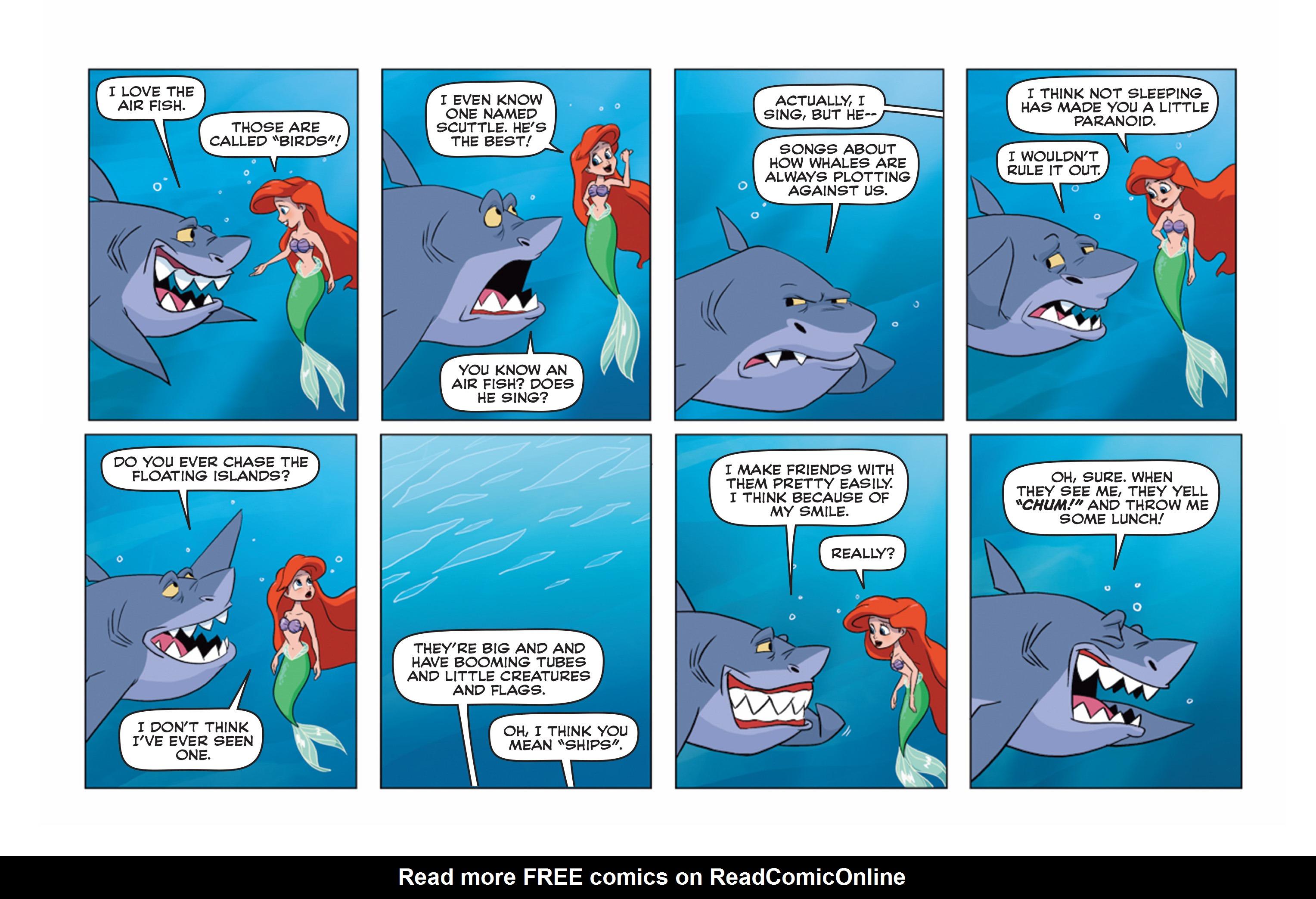 Read online Disney Princess comic -  Issue #11 - 6