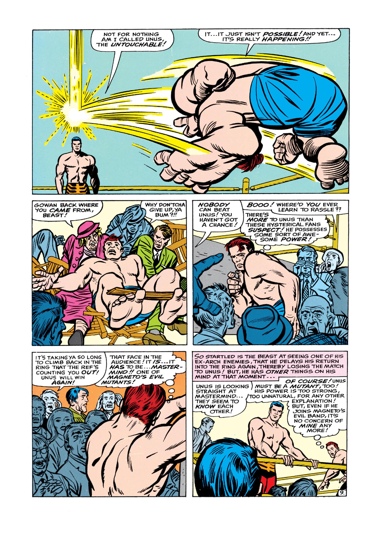 Uncanny X-Men (1963) 8 Page 9