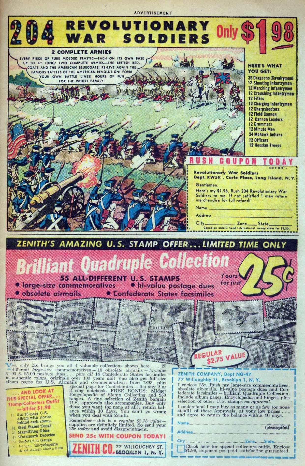 Read online Wonder Woman (1942) comic -  Issue #138 - 21