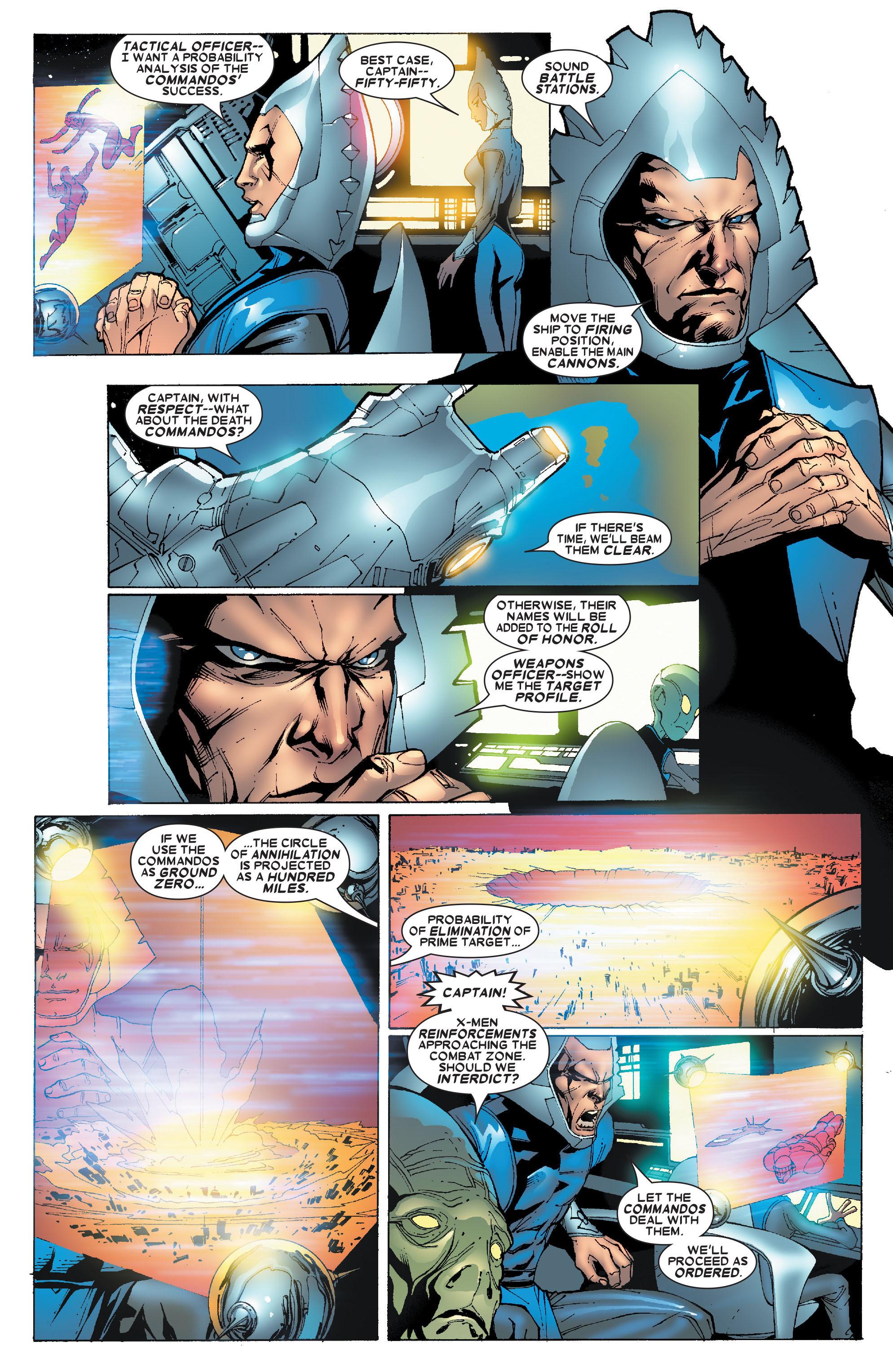 Read online Uncanny X-Men (1963) comic -  Issue #471 - 10