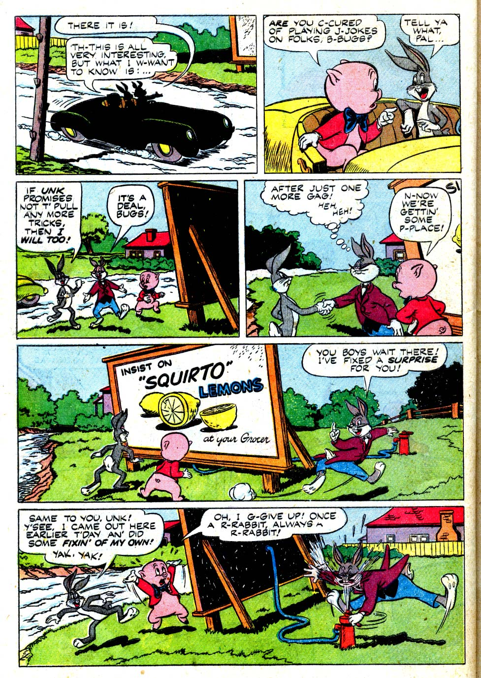 Four Color Comics issue 281 - Page 42