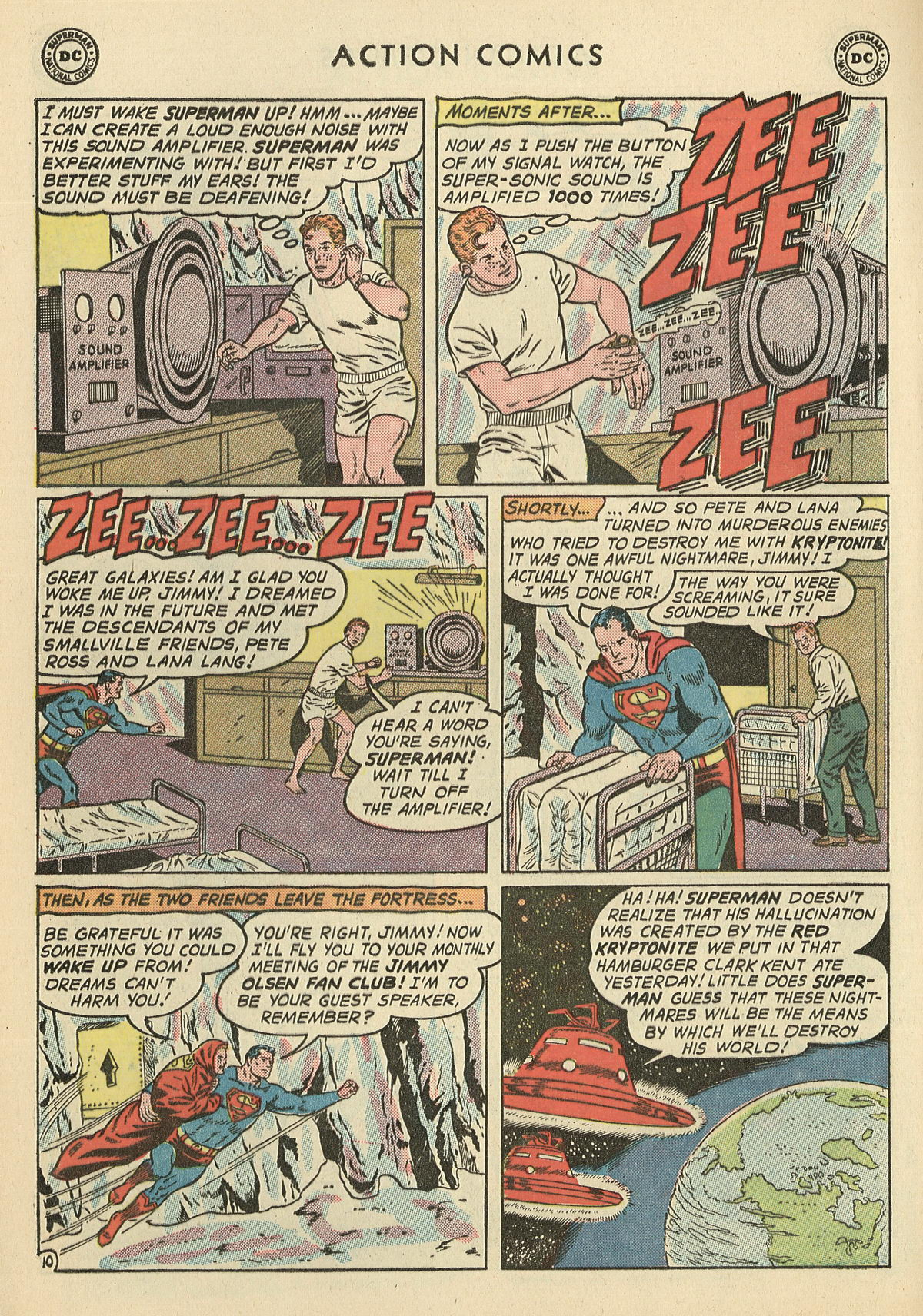 Read online Action Comics (1938) comic -  Issue #286 - 12
