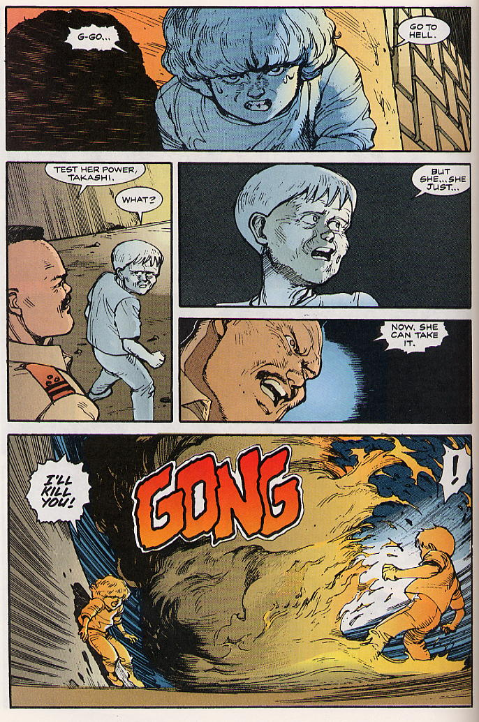 Read online Akira comic -  Issue #15 - 23