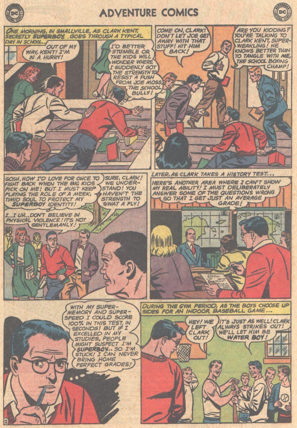 Read online Adventure Comics (1938) comic -  Issue #305 - 3