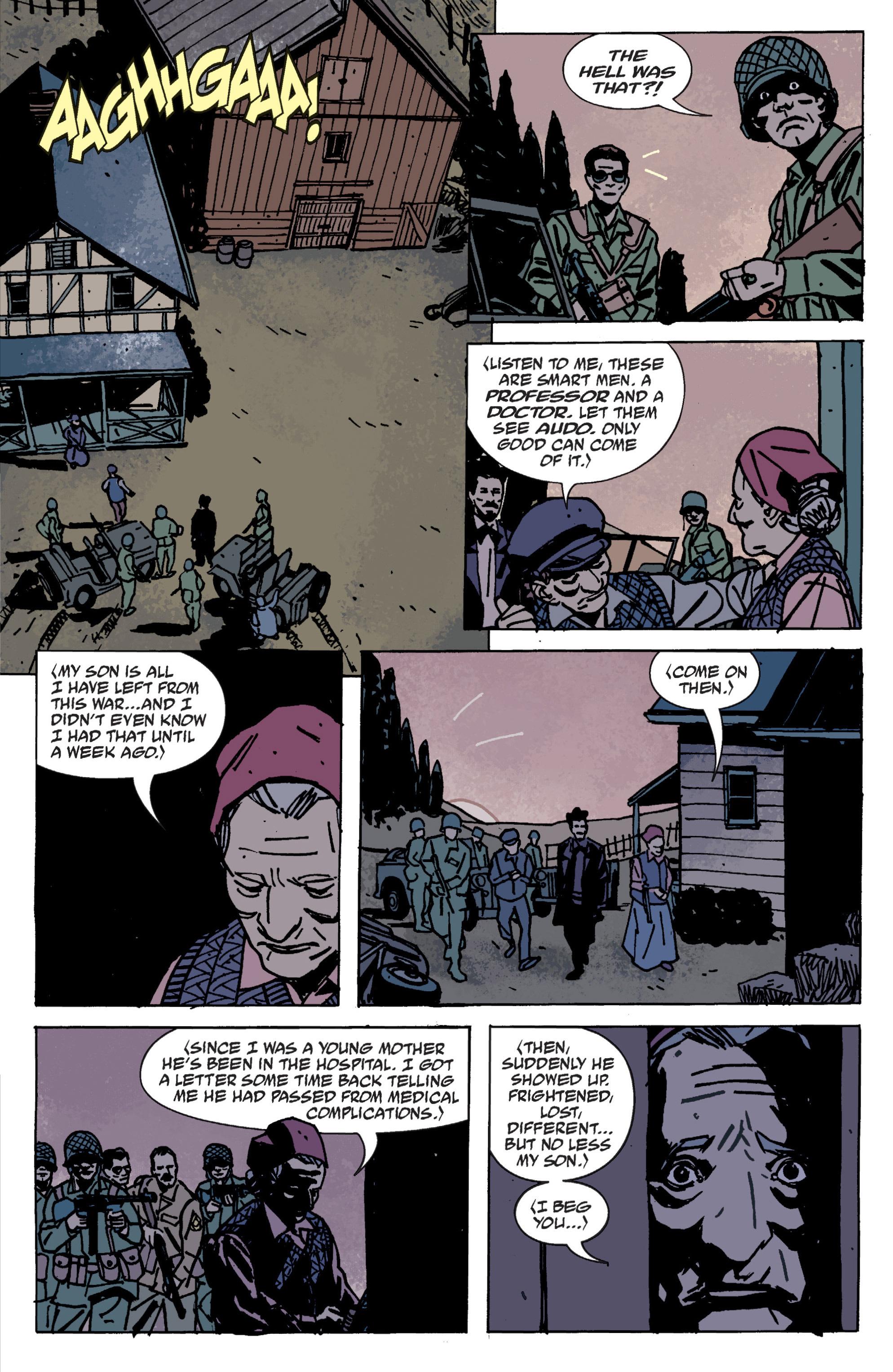 Read online B.P.R.D. (2003) comic -  Issue # TPB 9 - 40