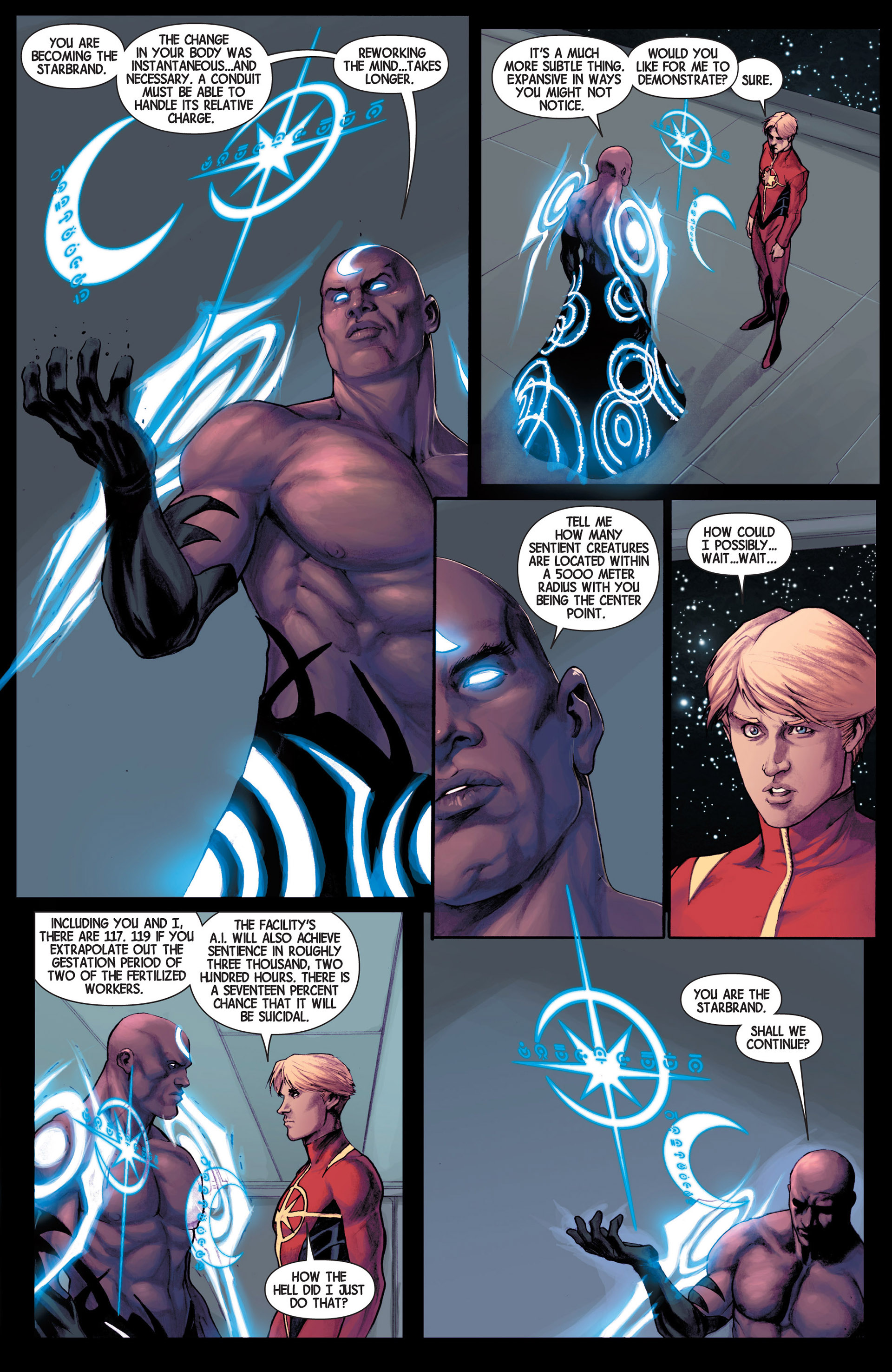 Read online Avengers (2013) comic -  Issue #16 - 6