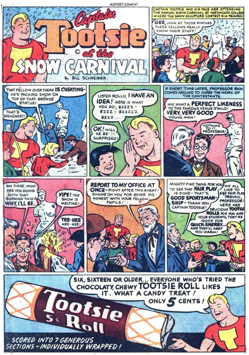 Read online Adventure Comics (1938) comic -  Issue #161 - 16