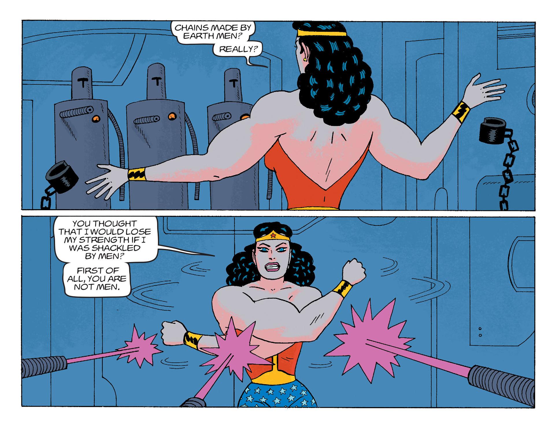 Read online Sensation Comics Featuring Wonder Woman comic -  Issue #14 - 5