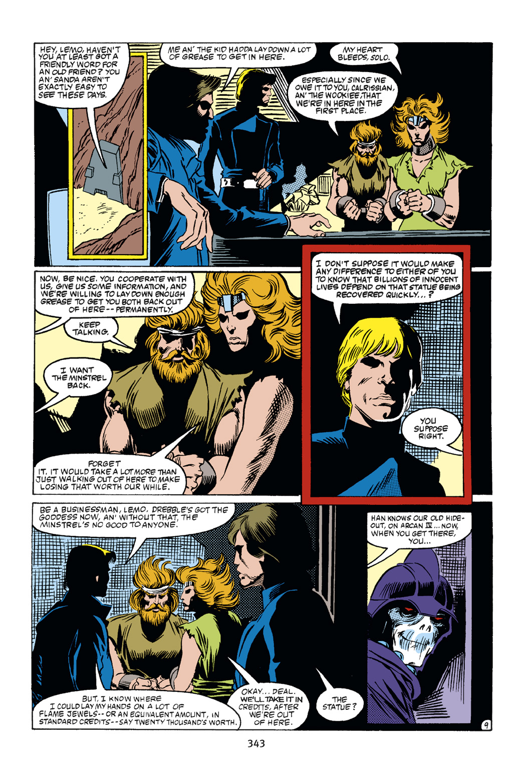 Read online Star Wars Omnibus comic -  Issue # Vol. 21.5 - 71