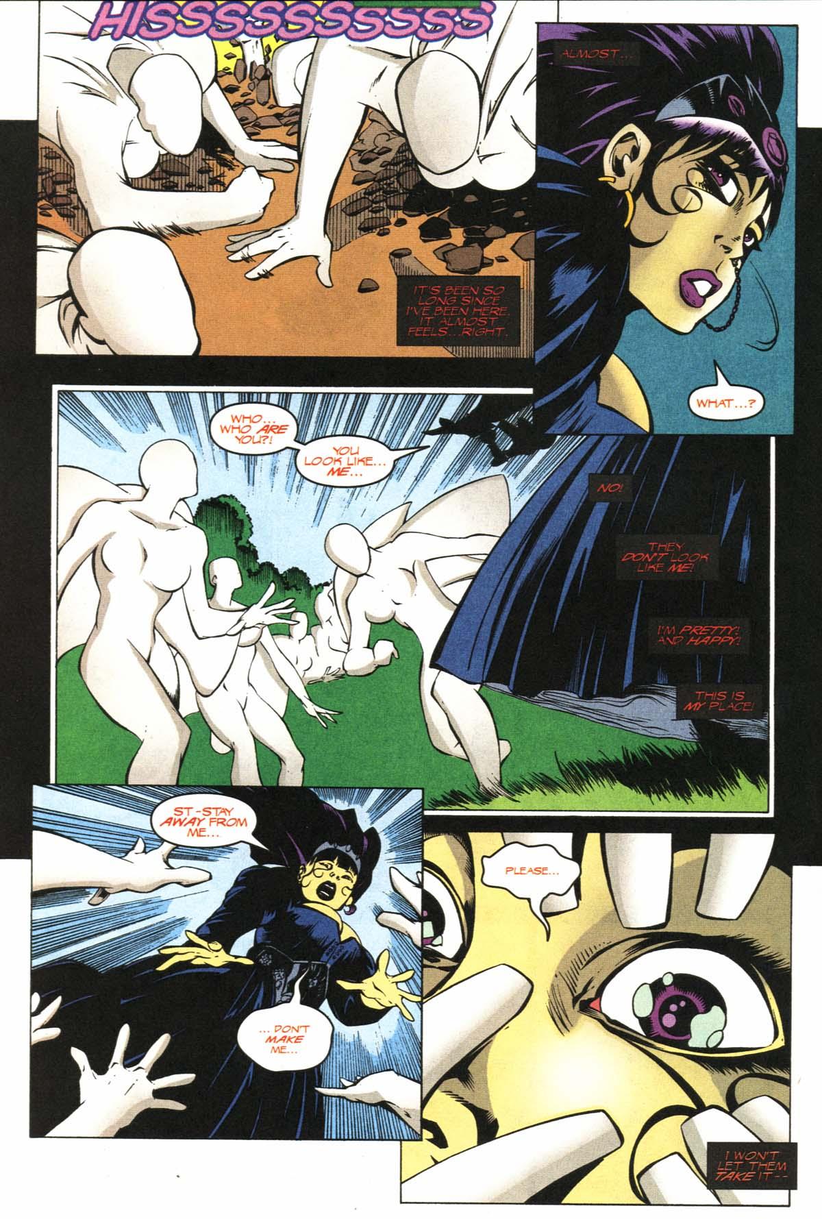 Read online Slingers comic -  Issue #11 - 23