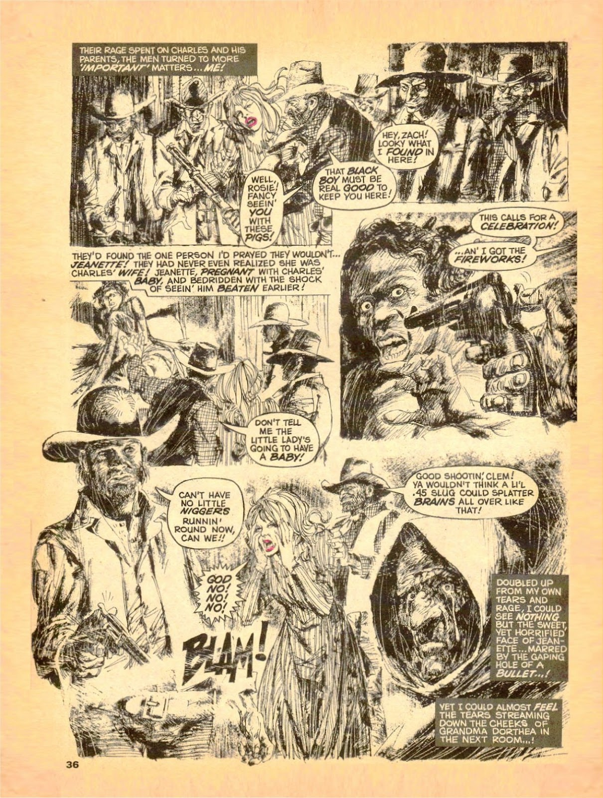 Creepy (1964) Issue #53 #53 - English 35