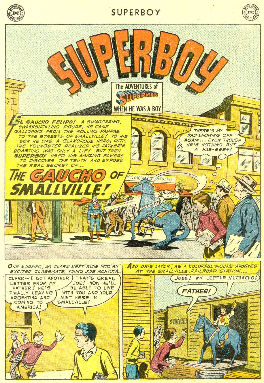 Superboy (1949) issue 42 - Page 24