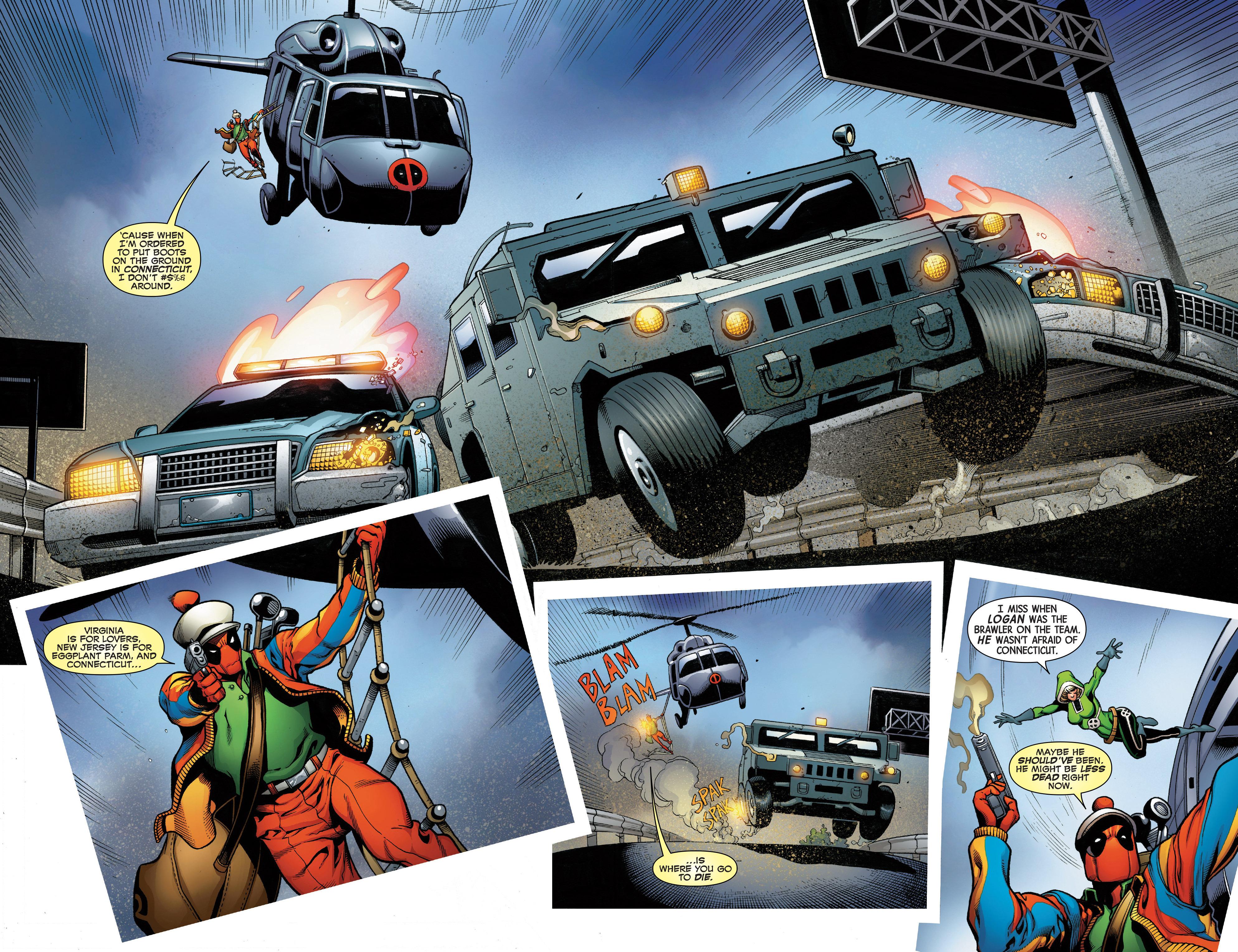 Read online Uncanny Avengers [II] comic -  Issue #7 - 8