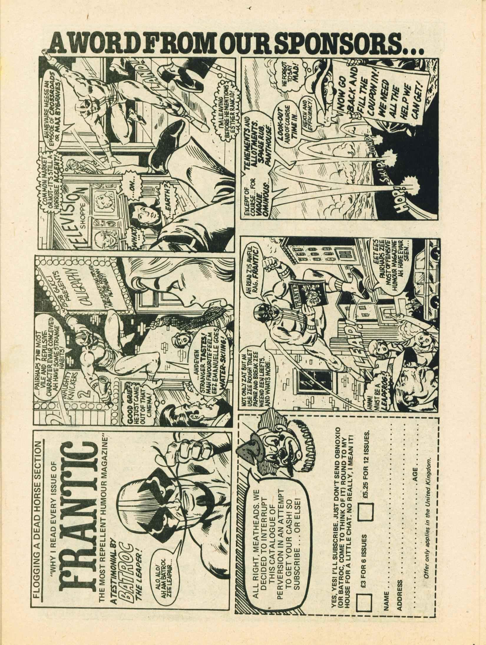 Read online Future Tense comic -  Issue #7 - 19
