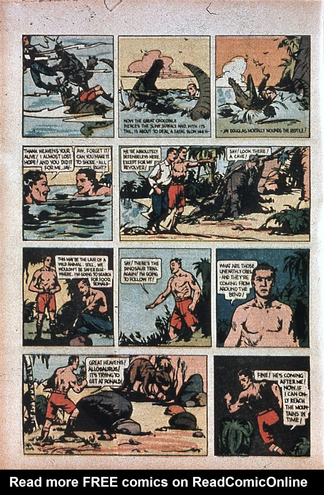 Amazing Man Comics issue 7 - Page 15