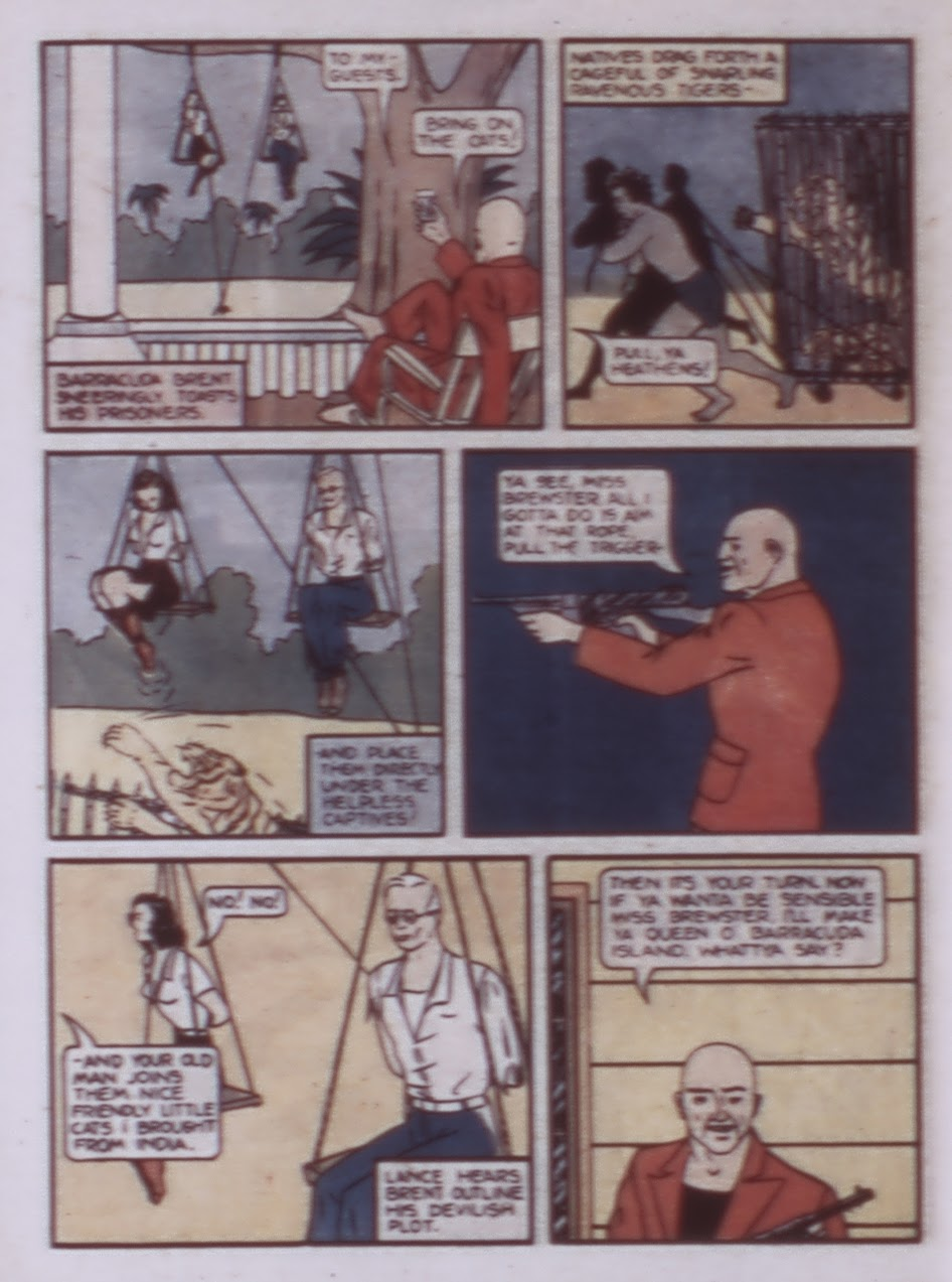 Read online WHIZ Comics comic -  Issue #1 - 54
