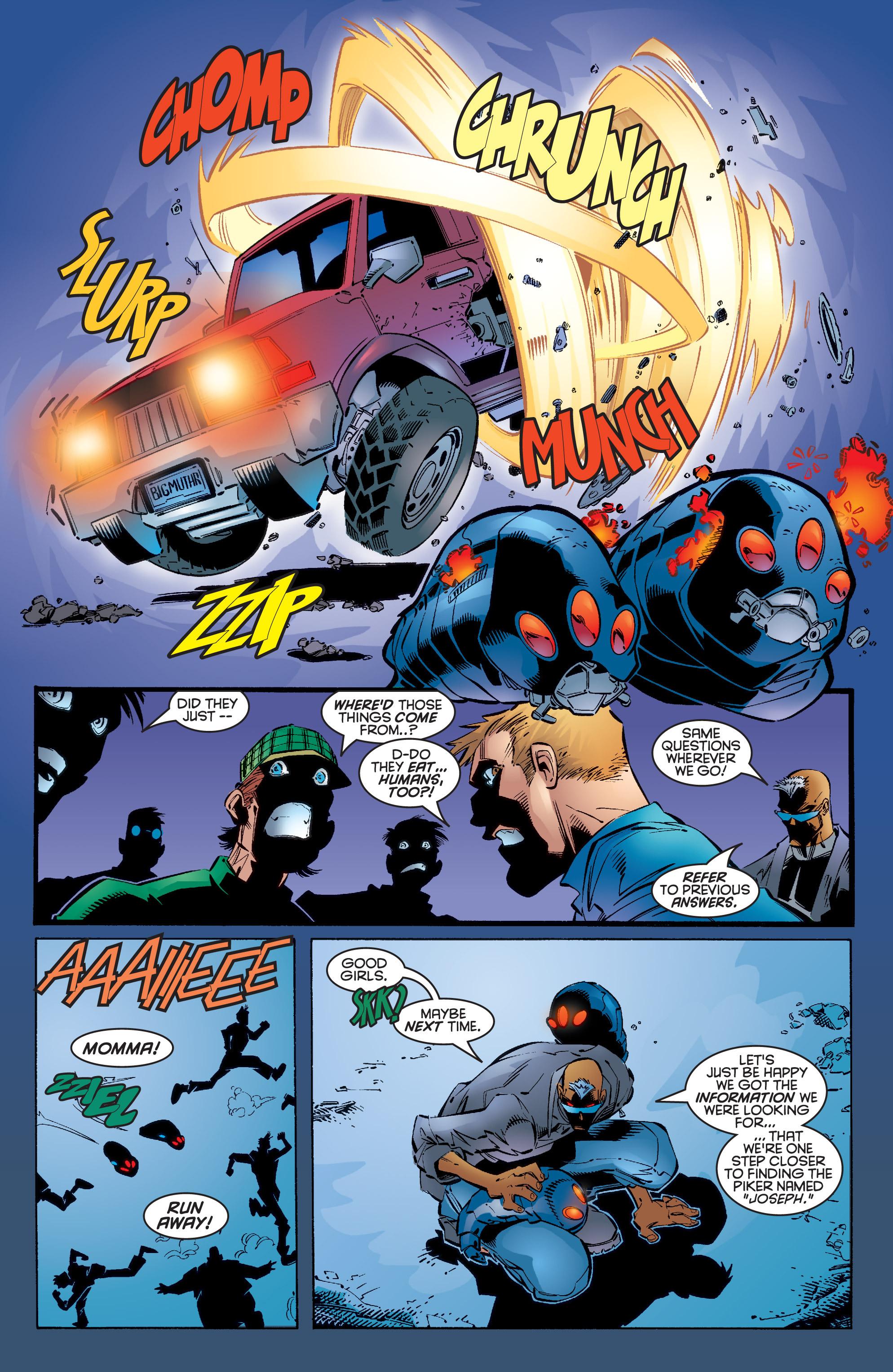 Read online Uncanny X-Men (1963) comic -  Issue #347 - 18