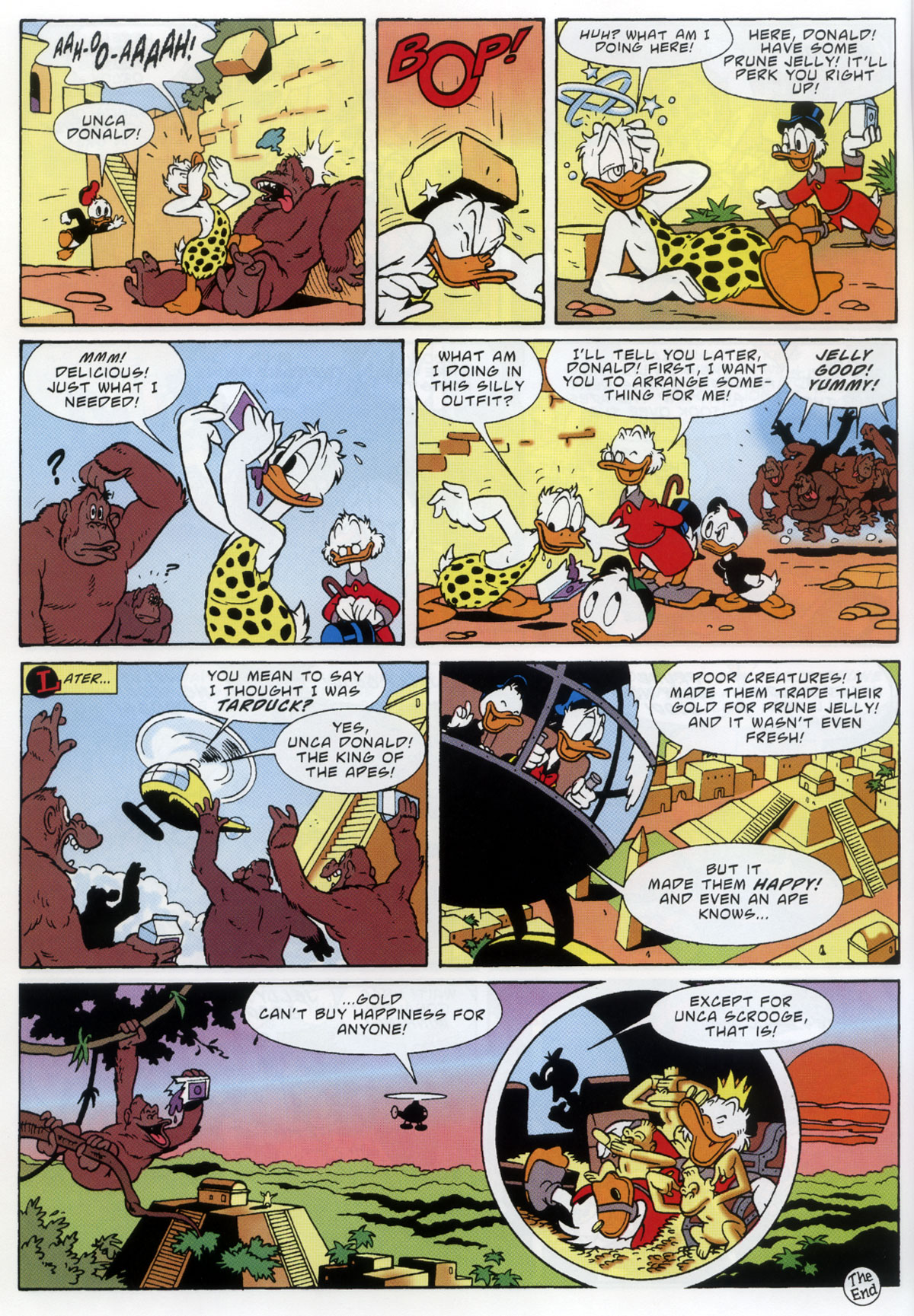 Read online Uncle Scrooge (1953) comic -  Issue #333 - 44
