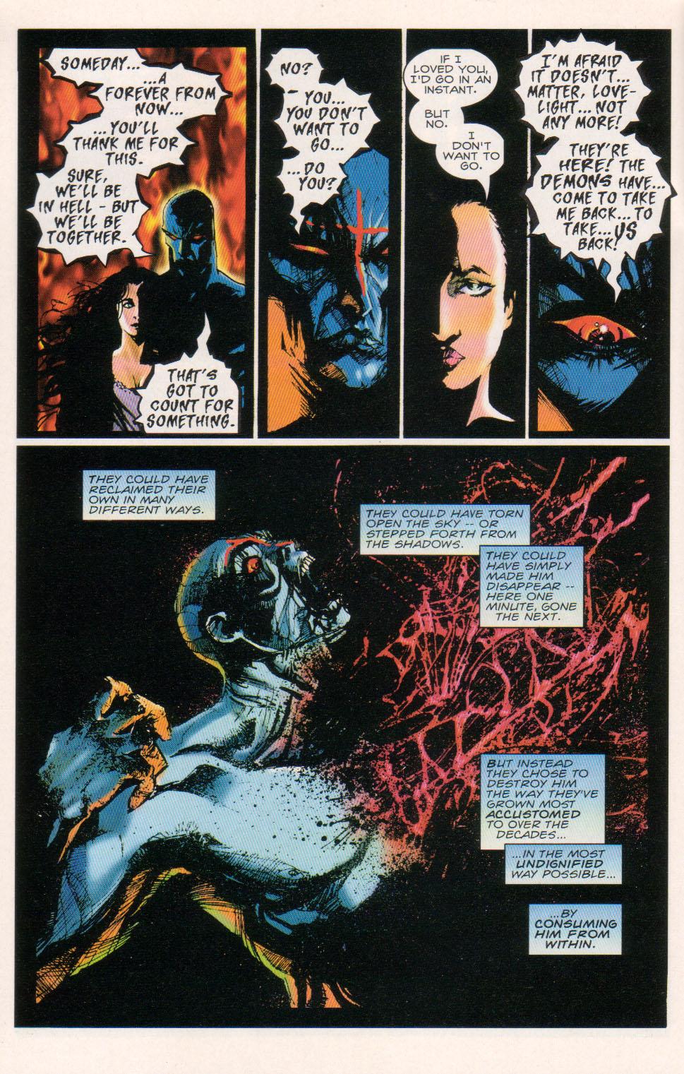 Read online Hellshock comic -  Issue #4 - 21