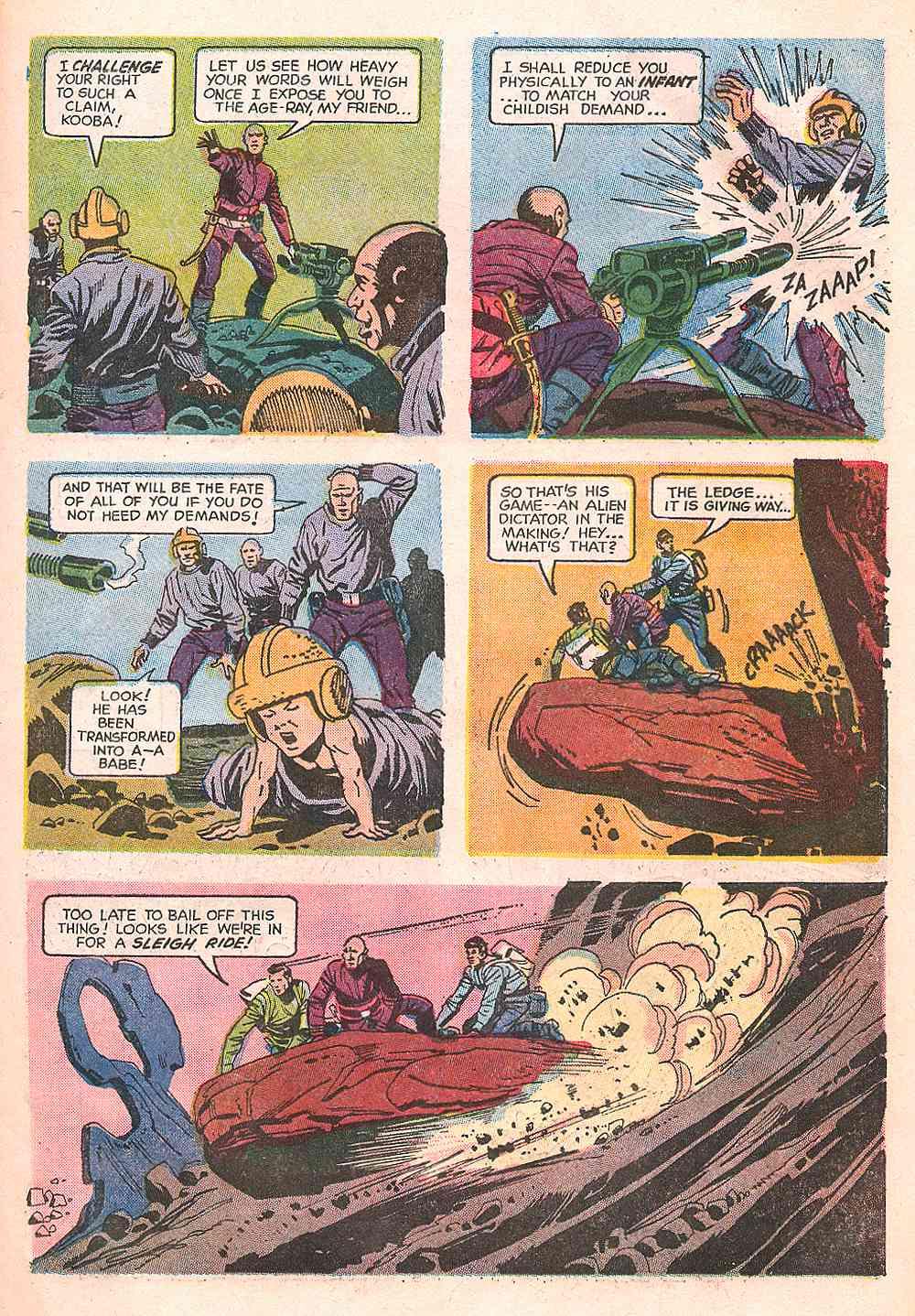 Star Trek (1967) issue 8 - Page 14
