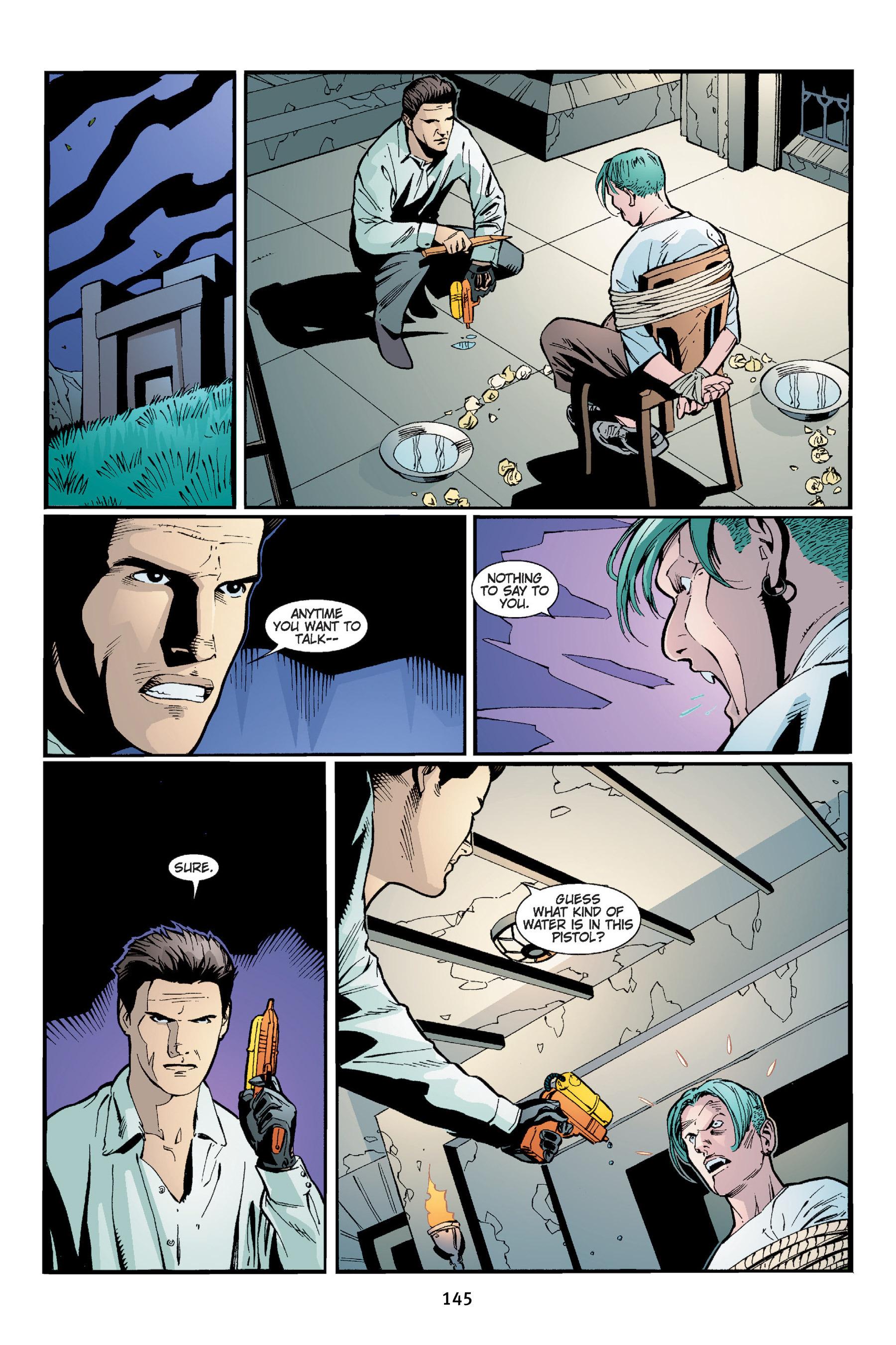 Read online Buffy the Vampire Slayer: Omnibus comic -  Issue # TPB 4 - 146