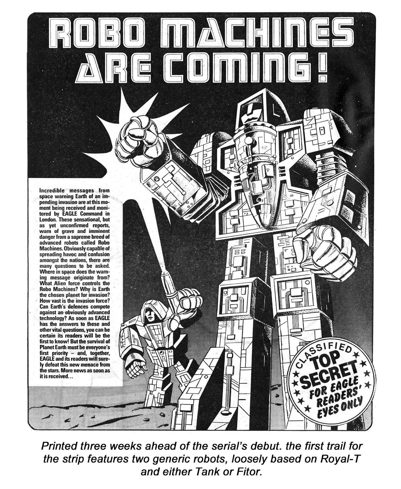 Read online Robo Machines comic -  Issue # TPB - 5