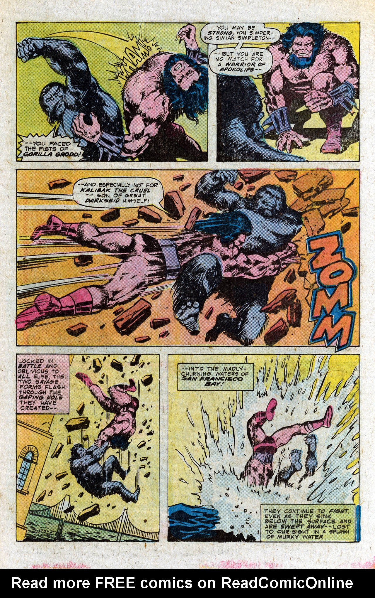Read online Secret Society of Super-Villains comic -  Issue #4 - 20