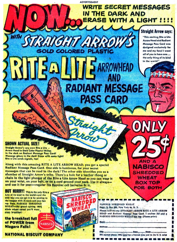 Read online Adventure Comics (1938) comic -  Issue #163 - 23